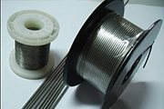 Titanium wire is the preferred material for 3D printing