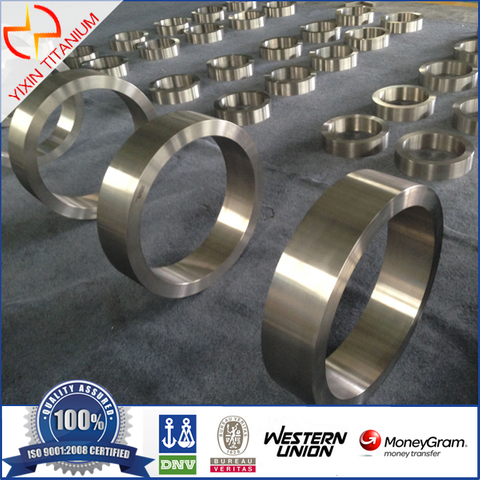 Ti Gr5 Forged Ring