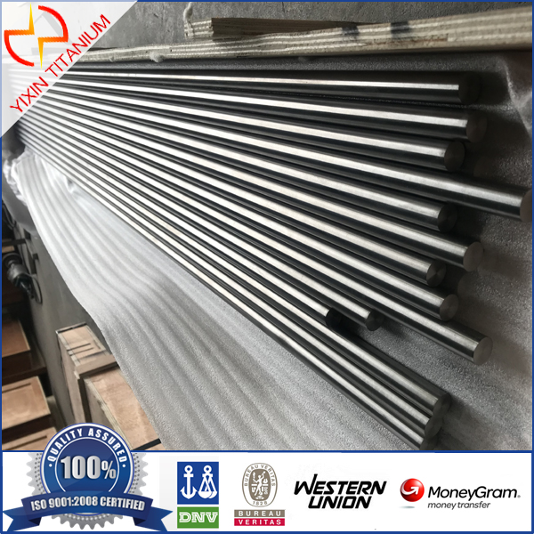 GR5 Titanium Bar for Military Industry