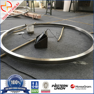 ASTM B381 Titanium Gr2/F2 Forged TX-SEAL Ring
