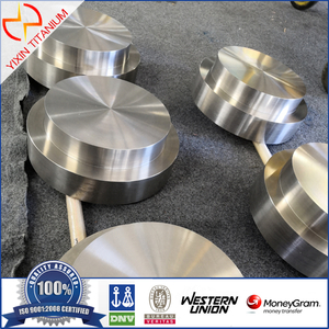 Titanium F3 Stepped Shaft/ TITANIUM Grade3 Forgings